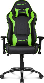 Ak Racing Octane Gaming Chair Zwart-Groen