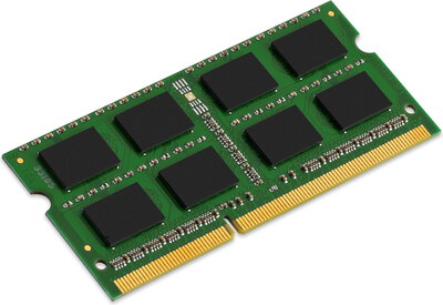 Kingston 16 GB DDR4 2.400 MHz ValueRAM - KVR24S17D8/16