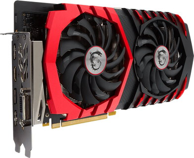MSI GeForce GTX 1060 Gaming X - 3 Go GDDR5