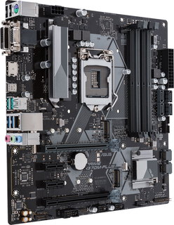 Asus Prime H370M-Plus - Intel 1151 - 90MB0WC0-M0EAY0