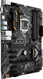 Asus TUF B360-Plus Gaming - Intel 1151 - 90MB0X10-M0EAY0