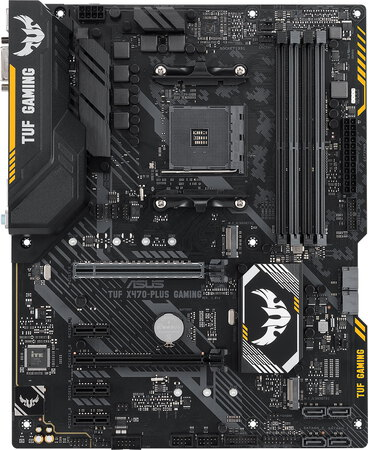 Asus TUF X470-Plus Gaming - AMD AM4 - 90MB0XL0-M0EAY0