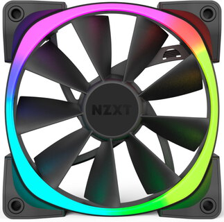 Nzxt Aer RGB 120 mm Single - RF-AR120-B1