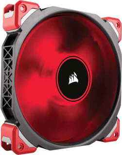 Corsair ML140 Pro PWM LED Red 140 mm - CO-9050047-WW