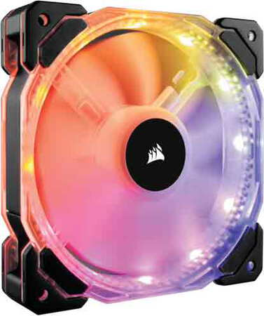 Corsair HD120 RGB Led High Performance 120 mm - CO-9050065-WW