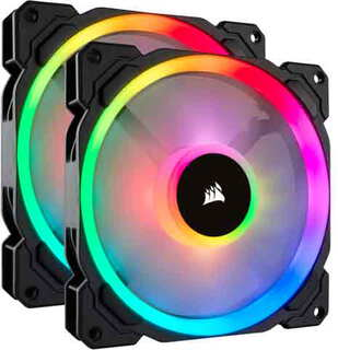 Corsair LL140 RGB Led PWM 140 mm + Lightning Node Pro - CO-9050074-WW