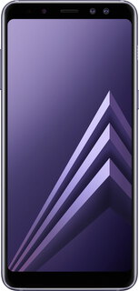 Galaxy A8 (2018) Orchid Grey