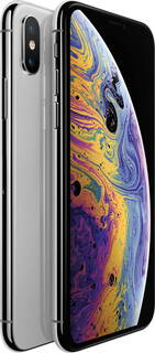 iPhone Xs 256 GB Zilver