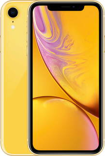 Apple iPhone Xr 64 GB Geel