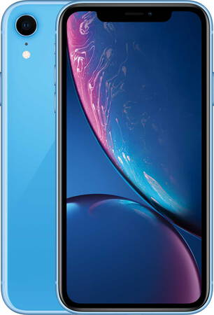 Apple iPhone Xr 256 Go Bleu
