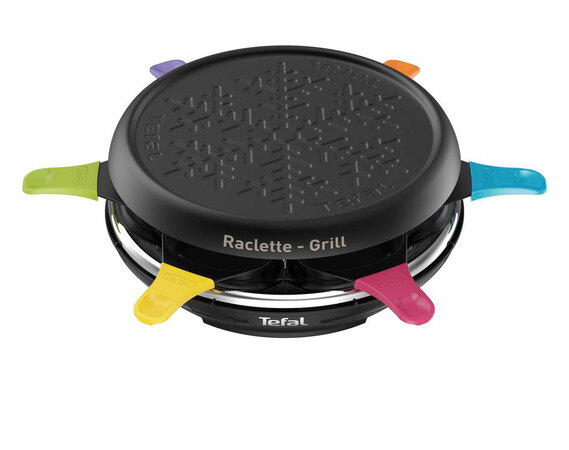 Tefal Raclette NEO Colormania RE12A012