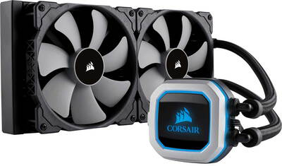 Corsair Hydro Series™ H115i Pro RGB 280 mm - CW-9060032-WW