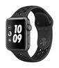 Apple Watch Nike+ Series 3 38mm Gris sidéral/Noir (S/M)
