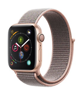 Apple Watch Series 4 40mm Goud/Roos (S/L)