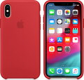 Apple Siliconenhoesje voor iPhone Xs - (product) RED™ - MRWC2ZM/A