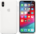 Apple Siliconenhoesje voor iPhone Xs Max - Wit - MRWF2ZM/A