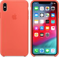 Apple Siliconenhoesje voor iPhone Xs Max - Nectarine - MTFF2ZM/A
