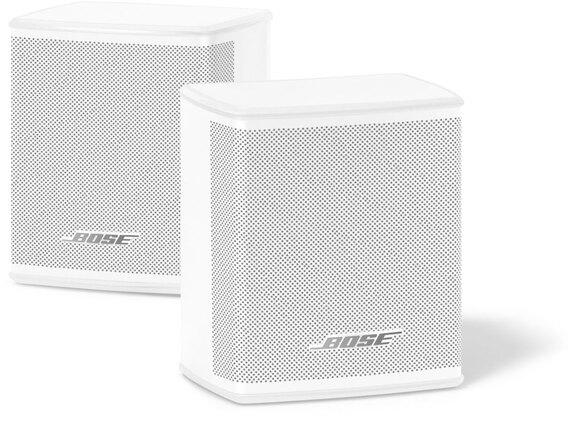 Bose Virtual Invisible 300 Wireless Surround Speaker (per paar) - Wit