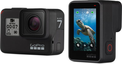 Action Cam HERO7 Black - CHDHX-701