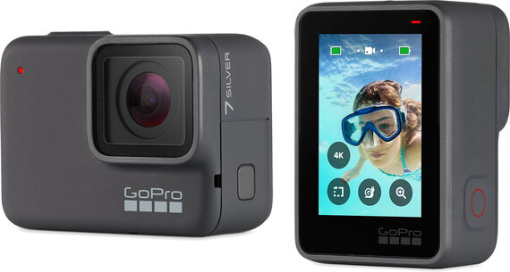 GoPro Action Cam HERO7 Silver