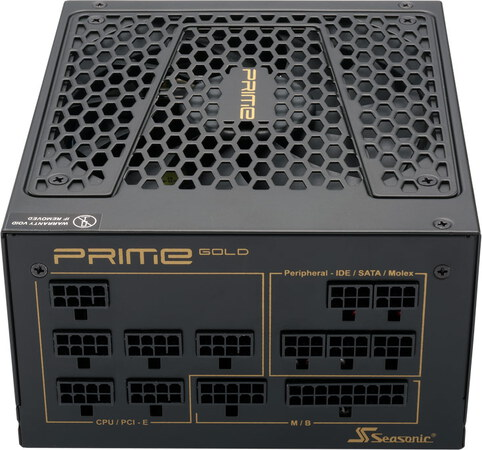 Seasonic PRIME 1000 W Gold - SSR-1000GD2