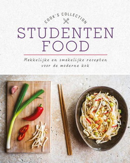 Parragon Cook's Collection - Studentenfood (NL)