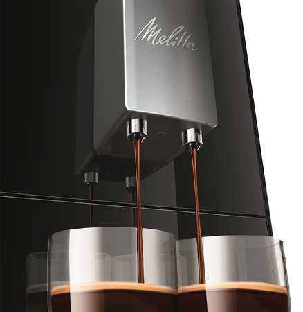 Melitta Machine à expresso automatique Solo Black E950-103