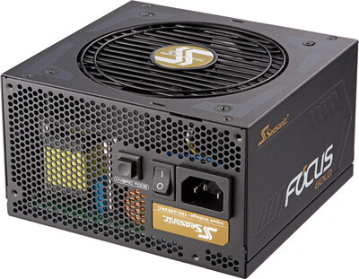 Seasonic FOCUS 450 Gold - SSR-450FM