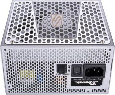 Seasonic PRIME Snow Silent 550 W Gold - SSR-550G