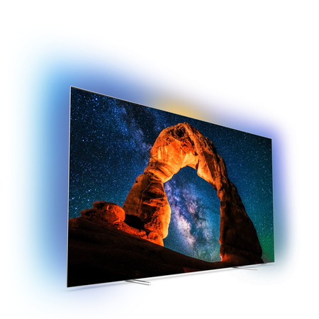 Philips TV 65OLED803/12 Oled Ambilight - 65 pouces