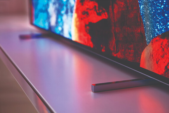 Philips TV 55OLED803/12 Oled Ambilight - 55 pouces
