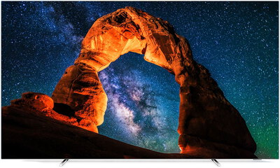 "Philips TV 55OLED803/12 - 55"" 4K Ultra HD OLED TV - Ambilight"
