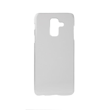 Tones Backcover voor Galaxy A6+ (2018) - Wit