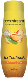 Sodastream Sirop Ice tea peach