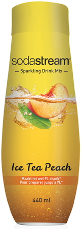 Sodastream Siroop Ice tea peach
