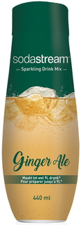Sodastream Sirop Ginger Ale