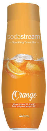 Sodastream Sirop Orange Classic New Range