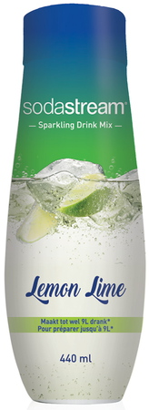Sodastream Siroop Lemon Lime Classic New Range
