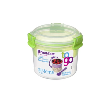 Sistema Lunchbox - Breakfast To Go - 530ml