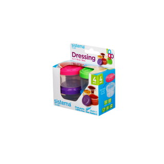Sistema Dressingpotje *4 - To Go - 35ml