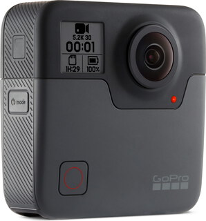 GoPro Action Cam Fusion