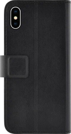 Azuri Walletcover pour iPhone Xs Max - Noir