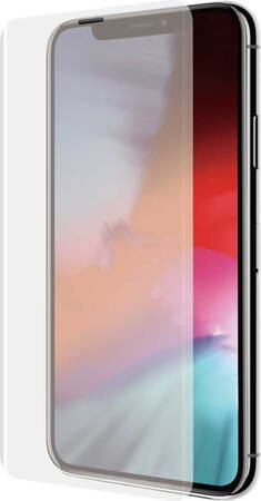 Azuri Curved Tempered Glass RINOX ARMOR pour iPhone Xs Max