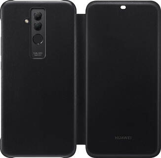 Huawei Walletcover pour Mate 20 Lite - Noir
