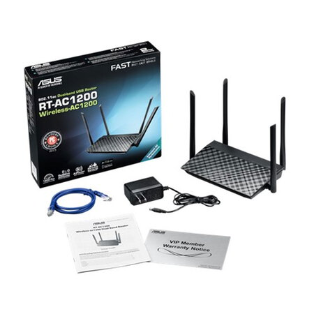 Asus RT-AC1200 300 + 867MBPS