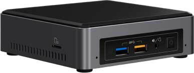 Intel NUC Kit NUC7i3BNK