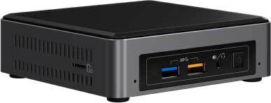 Intel NUC Box NUC7i5BNK