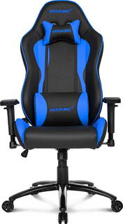 Ak Racing Nitro Gaming Chair Bleu