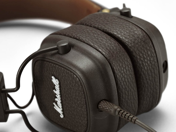 Marshall Major III Casque - Brun