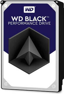 Western Digital WD Black™ Performance Desktop Hard Drive - 4 TB - WD4005FZBX